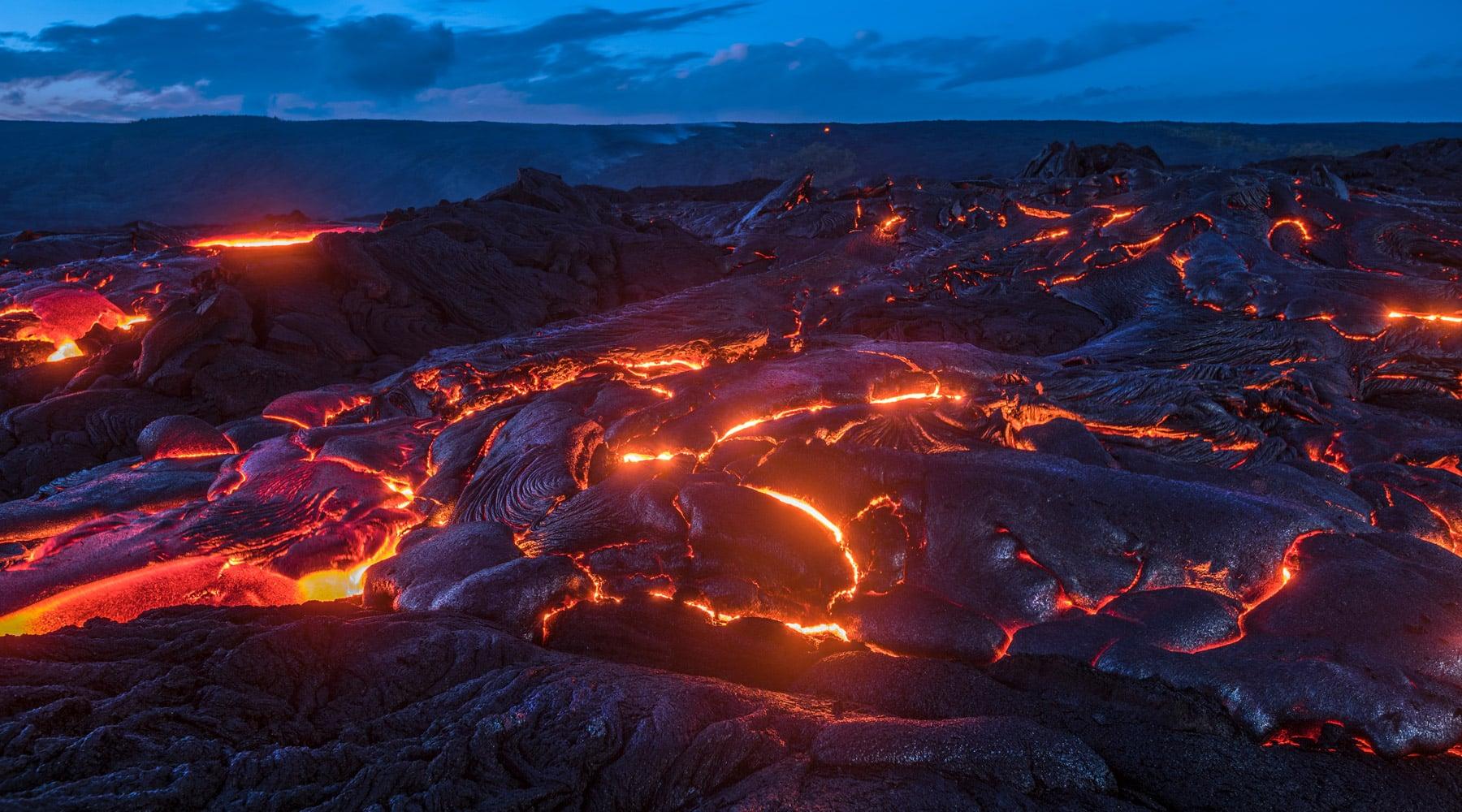 Kilauea, USA – The Most Active Volcano in Hawaii