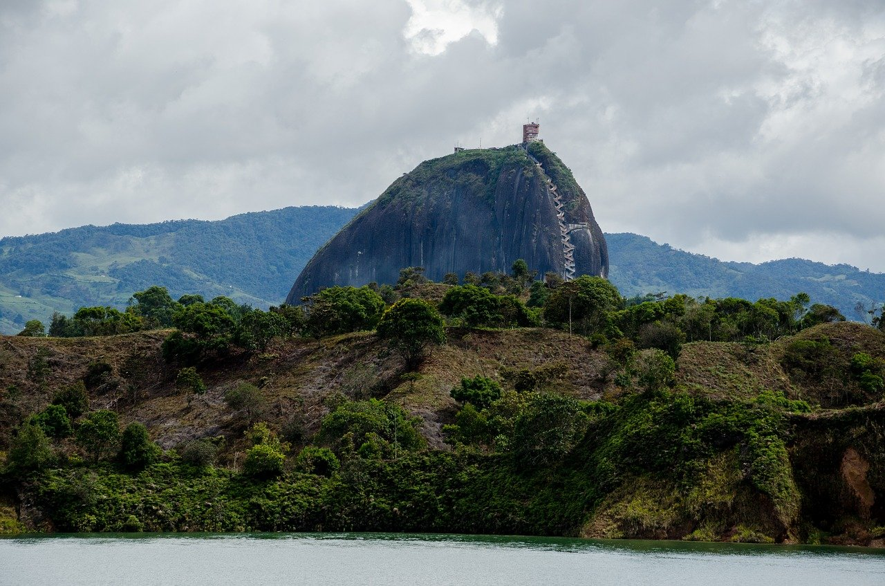 El Penol in Colombia