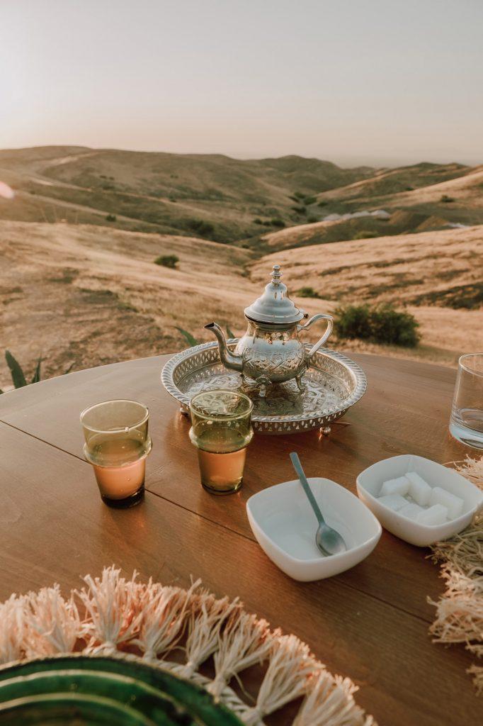 Agafay in Morocco