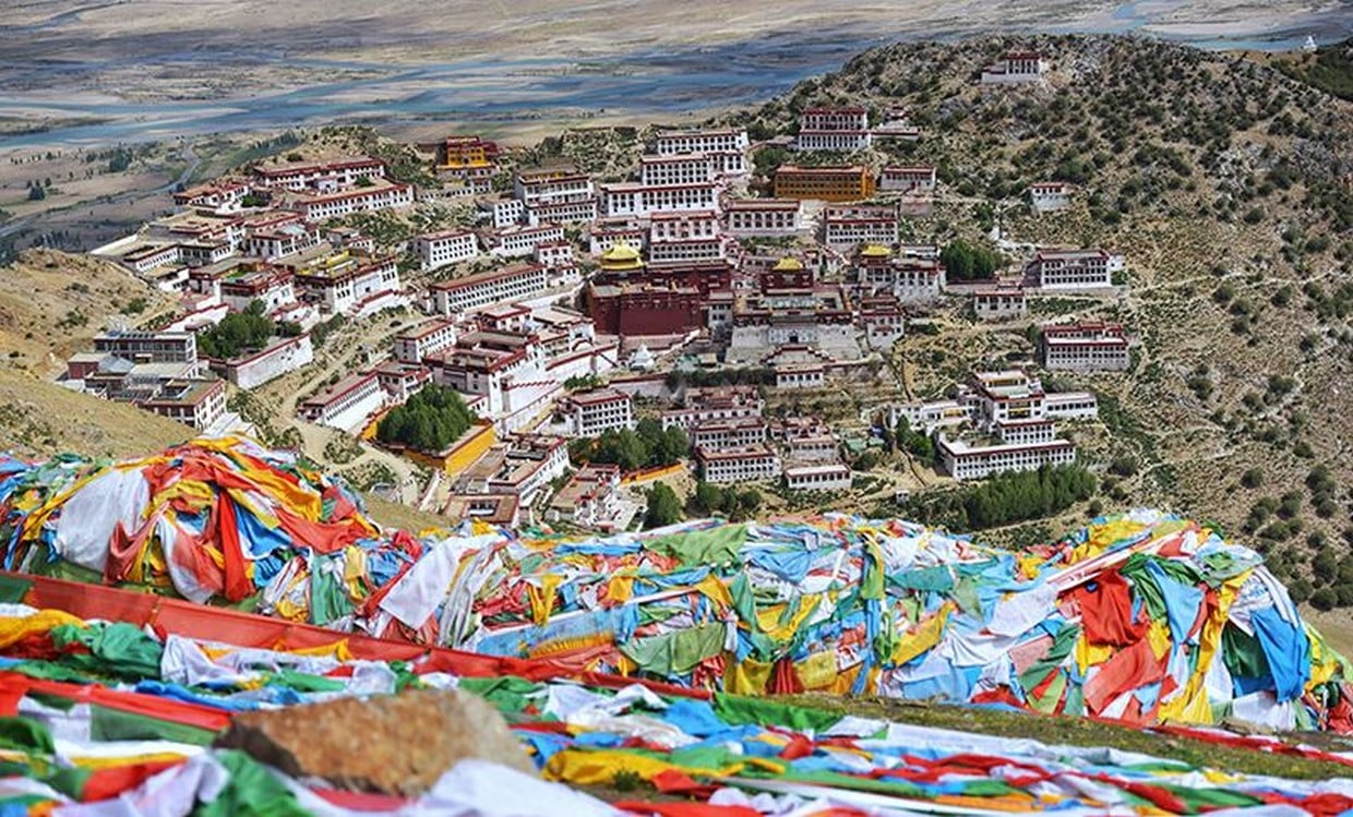 Overland Tour from Sichuan to Tibet on G318 Highway 10