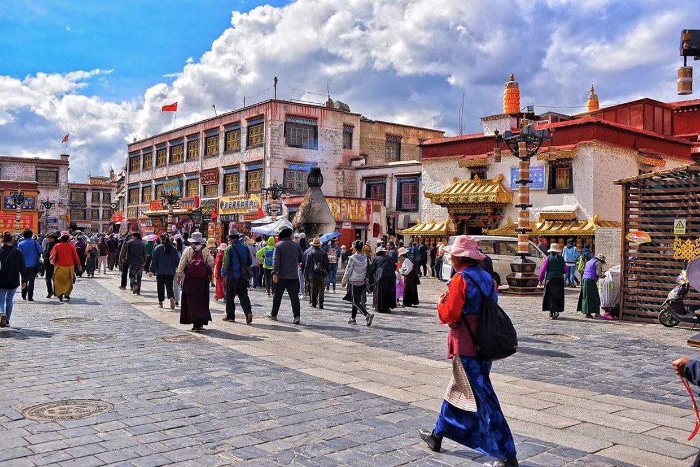 Tibet Classic Tour 1