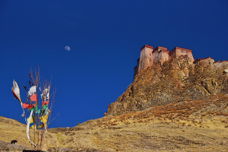 Tibet Adventure Tour to Everest BC 3