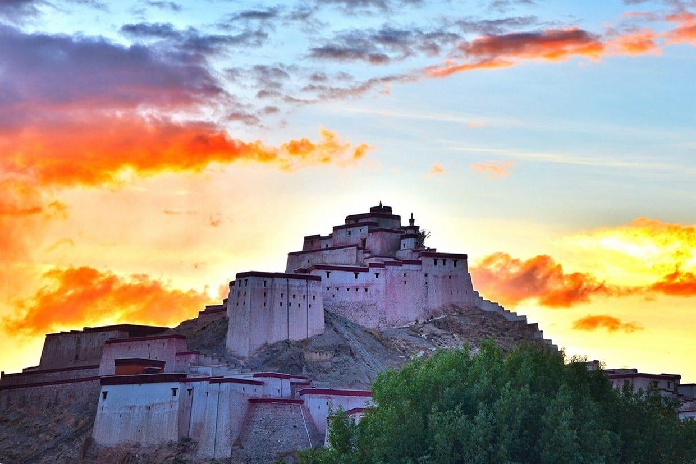 Tibet Adventure Tour to Everest BC 4