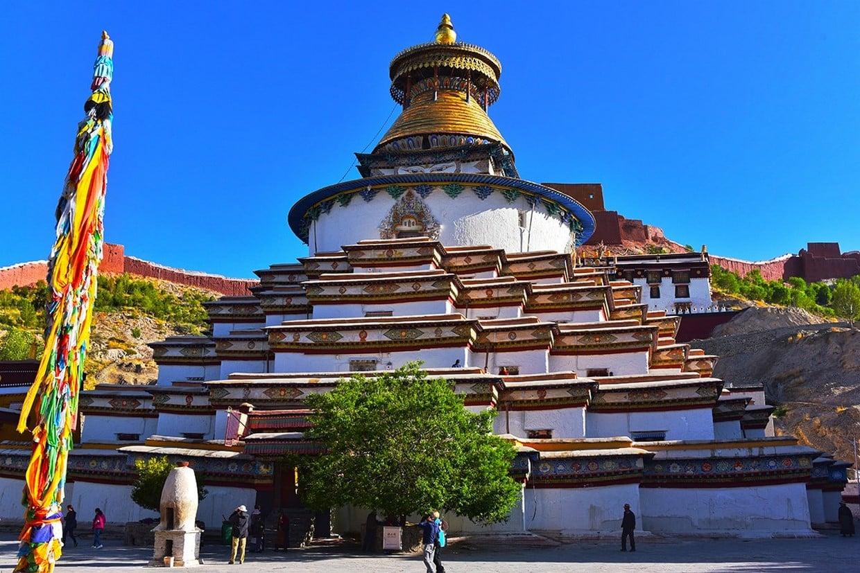 Tibet Adventure Tour to Everest BC 5