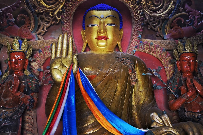 Tibet Adventure Tour to Everest BC 1