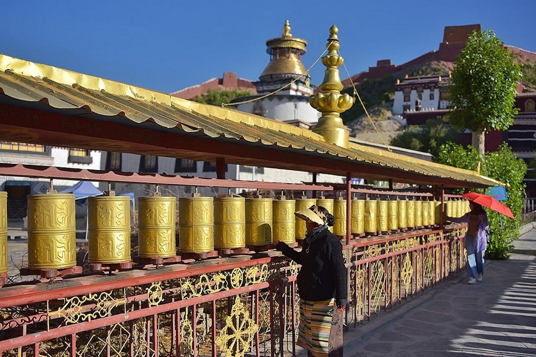 Tibet Adventure Tour to Everest BC 7
