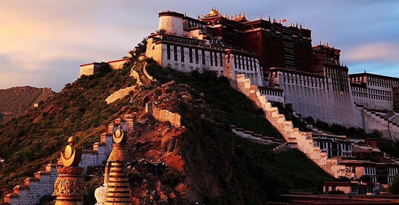 Tibet Adventure Tour to Everest BC 9