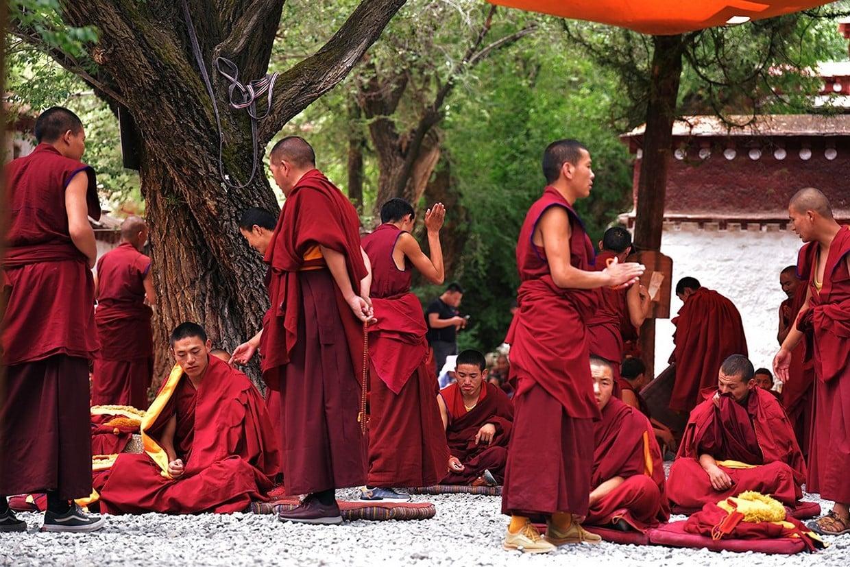 Tibet Adventure Tour to Everest BC 6