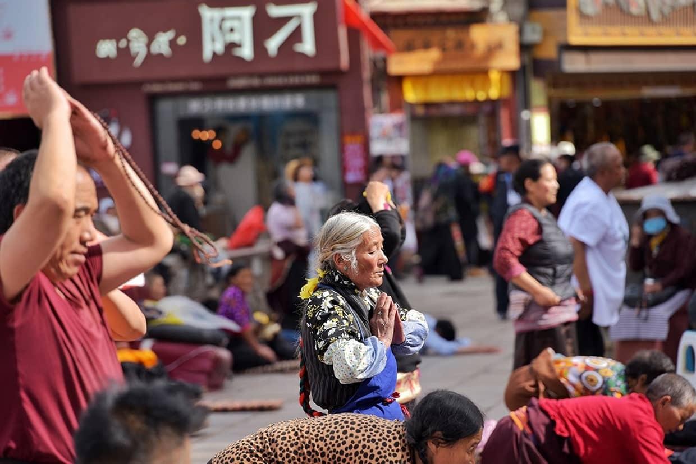 Adventure Tour across Northern Tibet Qiangtang to Kailash 3