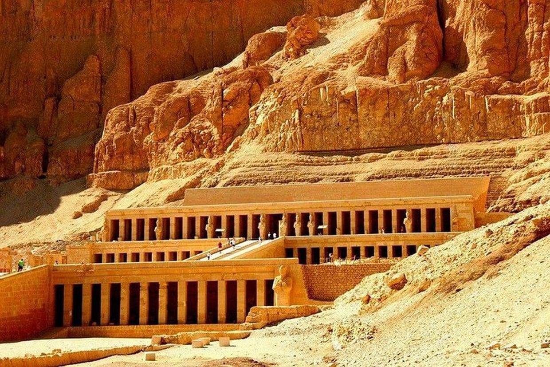 Nile Cruise Luxor to Aswan & Abu Simbel + Train Ticket from Cairo 3