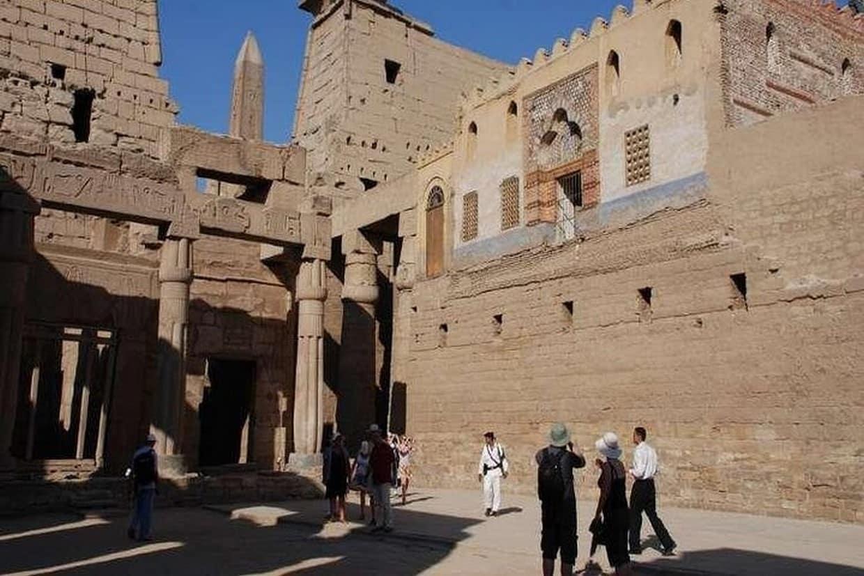 Nile Cruise Luxor to Aswan & Abu Simbel + Train Ticket from Cairo 4