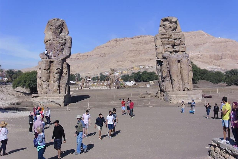 Nile Cruise Luxor to Aswan & Abu Simbel + Train Ticket from Cairo 5