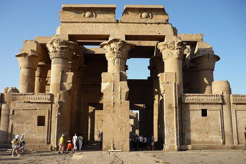 Nile Cruise Luxor to Aswan & Abu Simbel + Train Ticket from Cairo 7