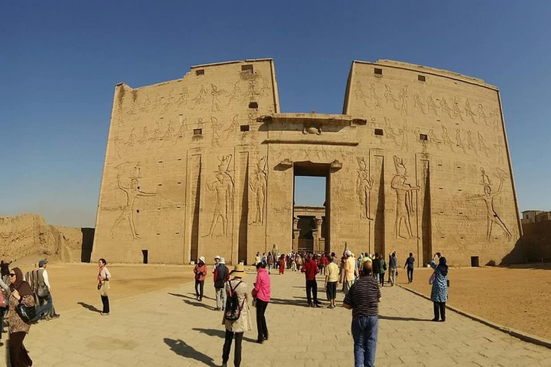 Nile Cruise Luxor to Aswan & Abu Simbel + Train Ticket from Cairo 8