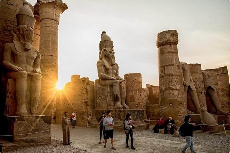 Nile Cruise Luxor to Aswan & Abu Simbel + Train Ticket from Cairo 9