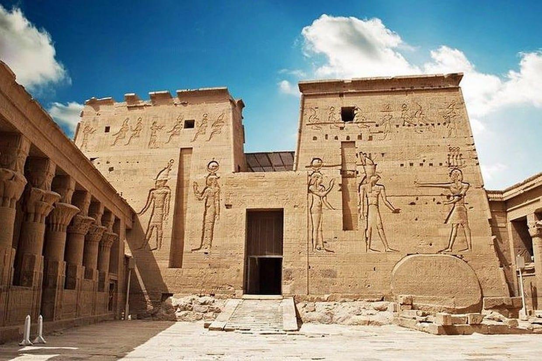 Pyramids, Cairo, Luxor, Cruise, Balloon, Edfu, Aswan, Abu Simble Tour 3