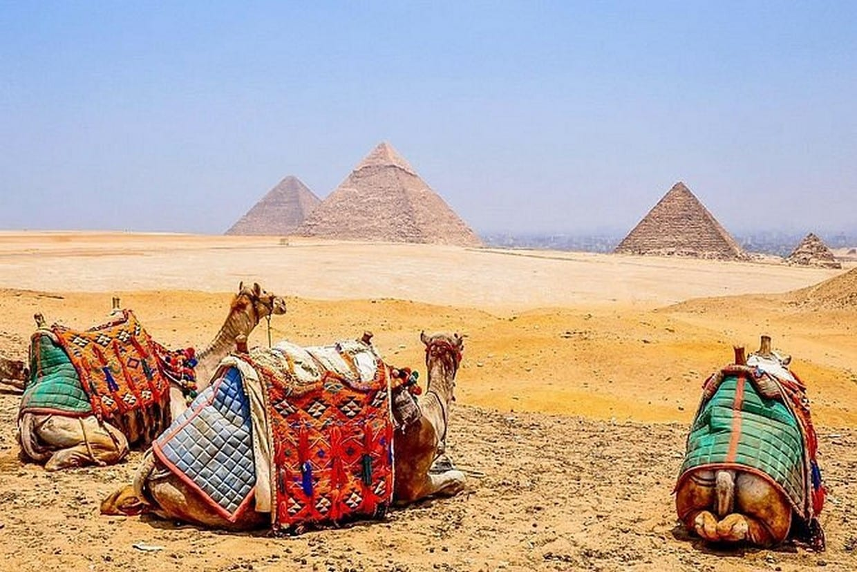 Pyramids, Cairo, Luxor, Cruise, Balloon, Edfu, Aswan, Abu Simble Tour 4