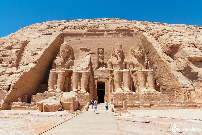Pyramids, Cairo, Luxor, Cruise, Balloon, Edfu, Aswan, Abu Simble Tour 5