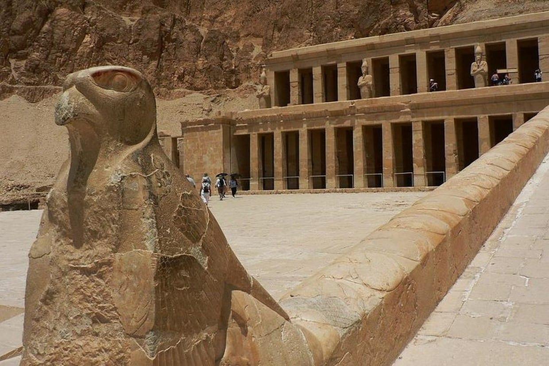 Pyramids, Cairo, Luxor, Cruise, Balloon, Edfu, Aswan, Abu Simble Tour 6