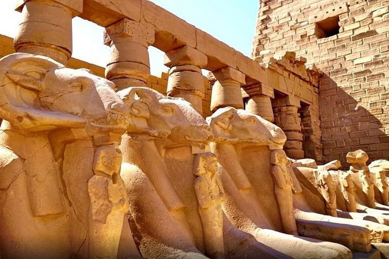 Pyramids, Cairo, Luxor, Cruise, Balloon, Edfu, Aswan, Abu Simble Tour 7