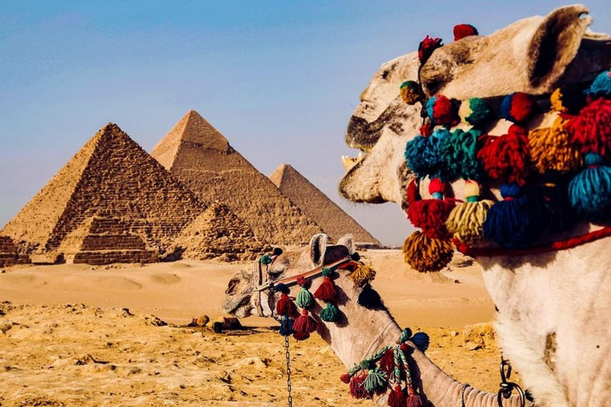 Amazing 5-Day Tour around Cairo, Luxor and Alexandria from Cairo by Flight 9