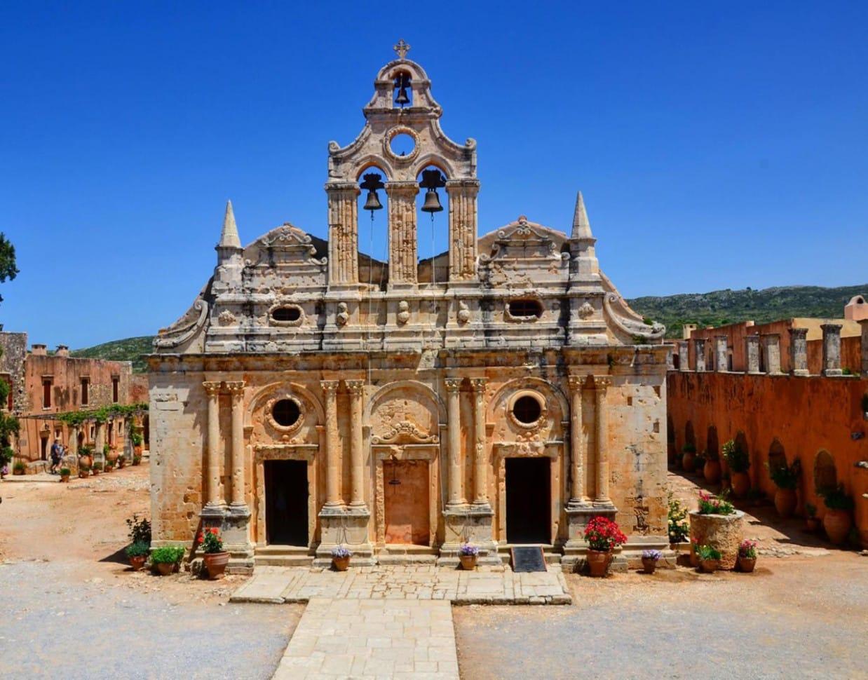 Explore Crete in Liberty 7
