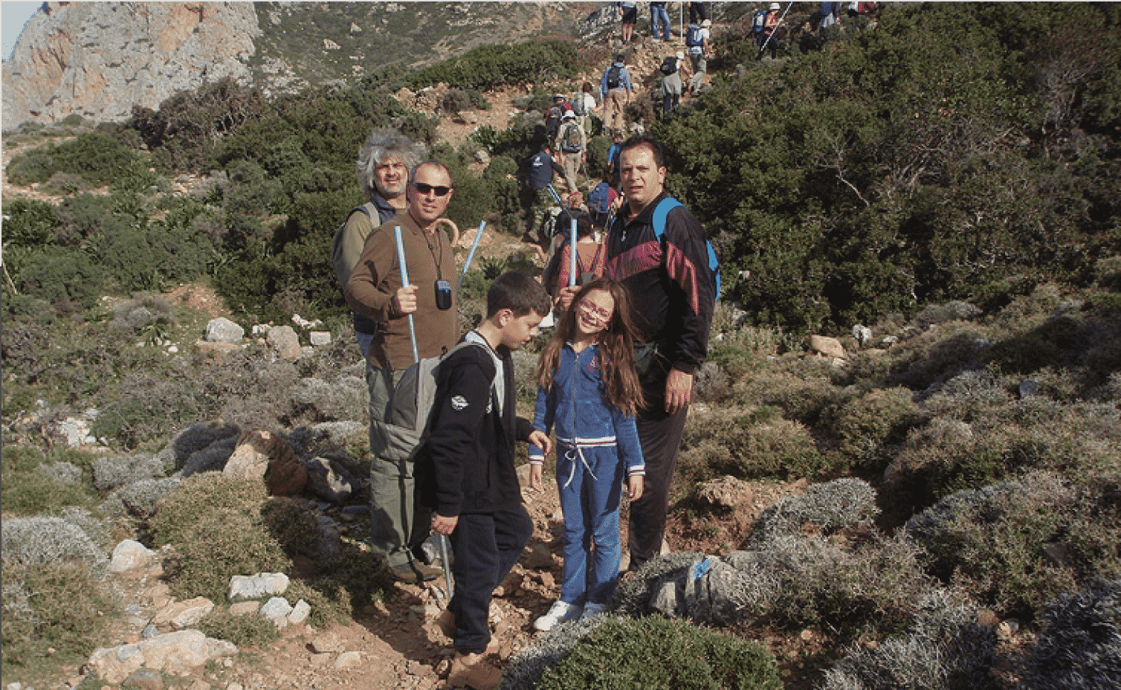 Trekking through Crete 2