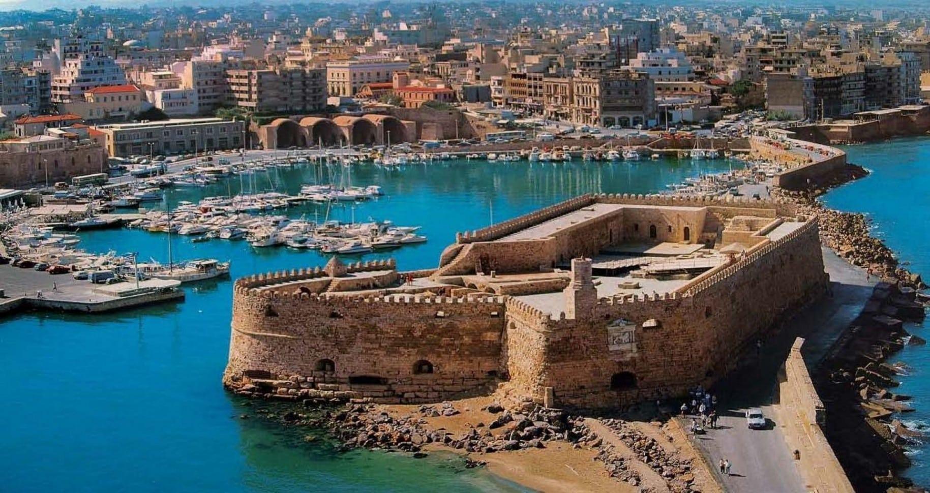 Gastronomy and Sceneries of Crete 3