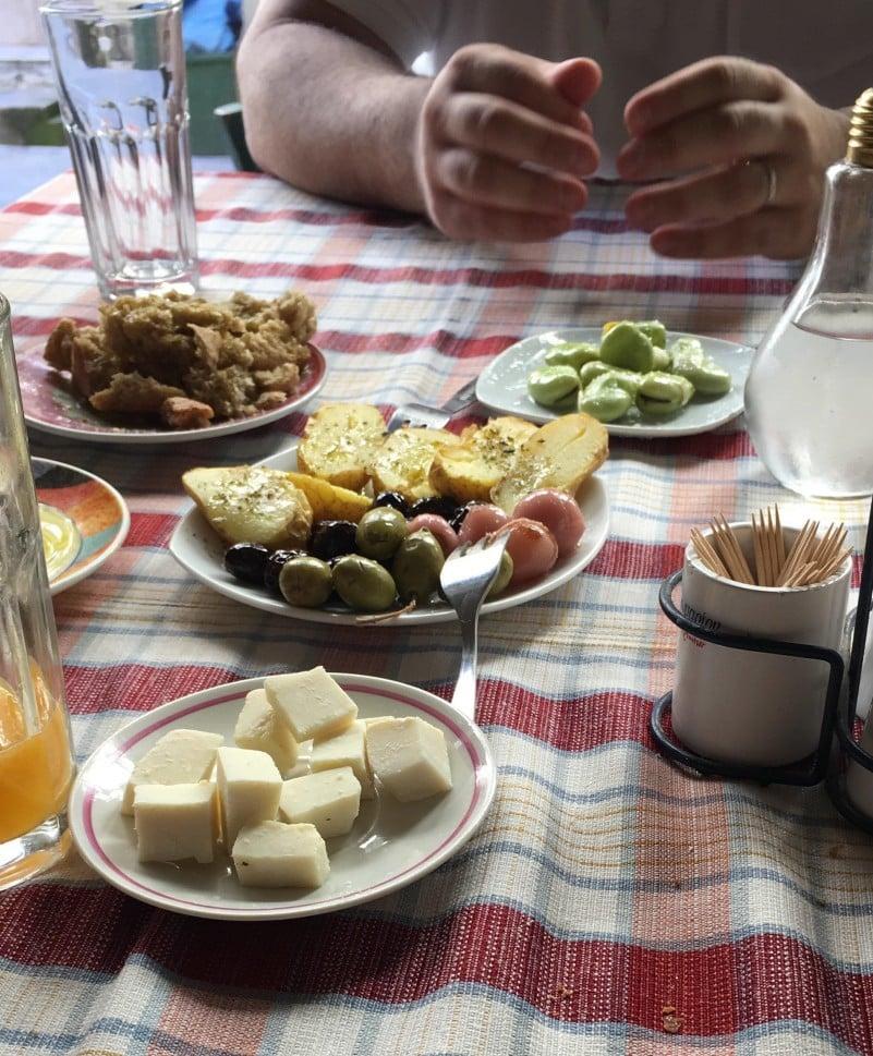 Gastronomy and Sceneries of Crete 5