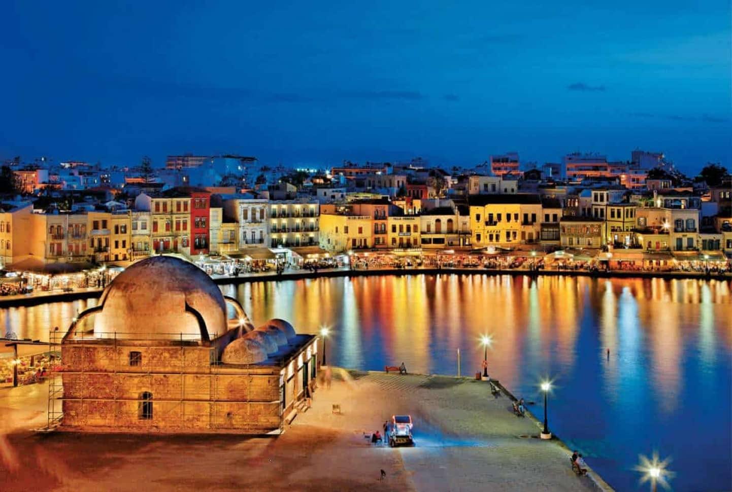 Explore Crete in Liberty 2