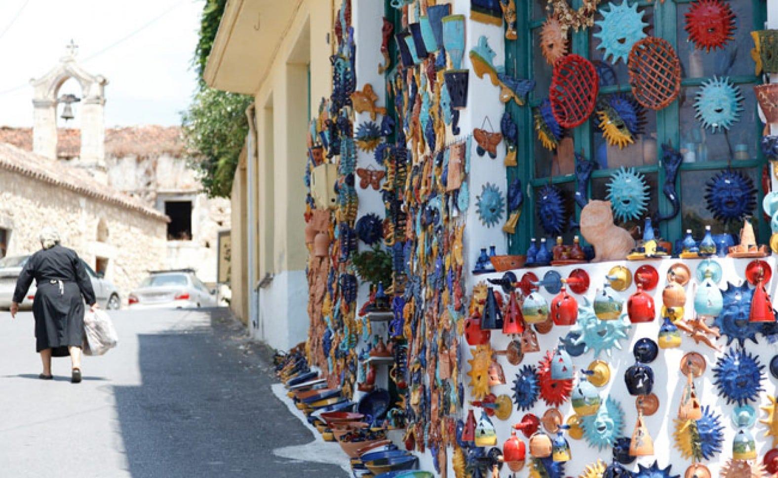 Explore Crete in Liberty 5