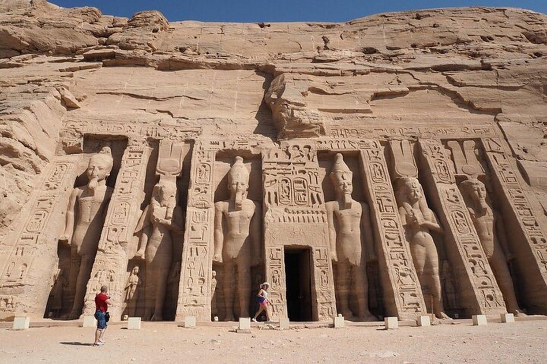 Cairo, Aswan, Abu Simbel, Nile Cruise, Luxor, Balloon By Flights 7