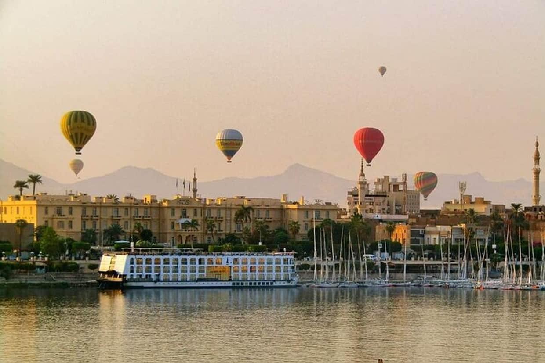 Cairo, Aswan, Abu Simbel, Nile Cruise, Luxor, Balloon By Flights 1
