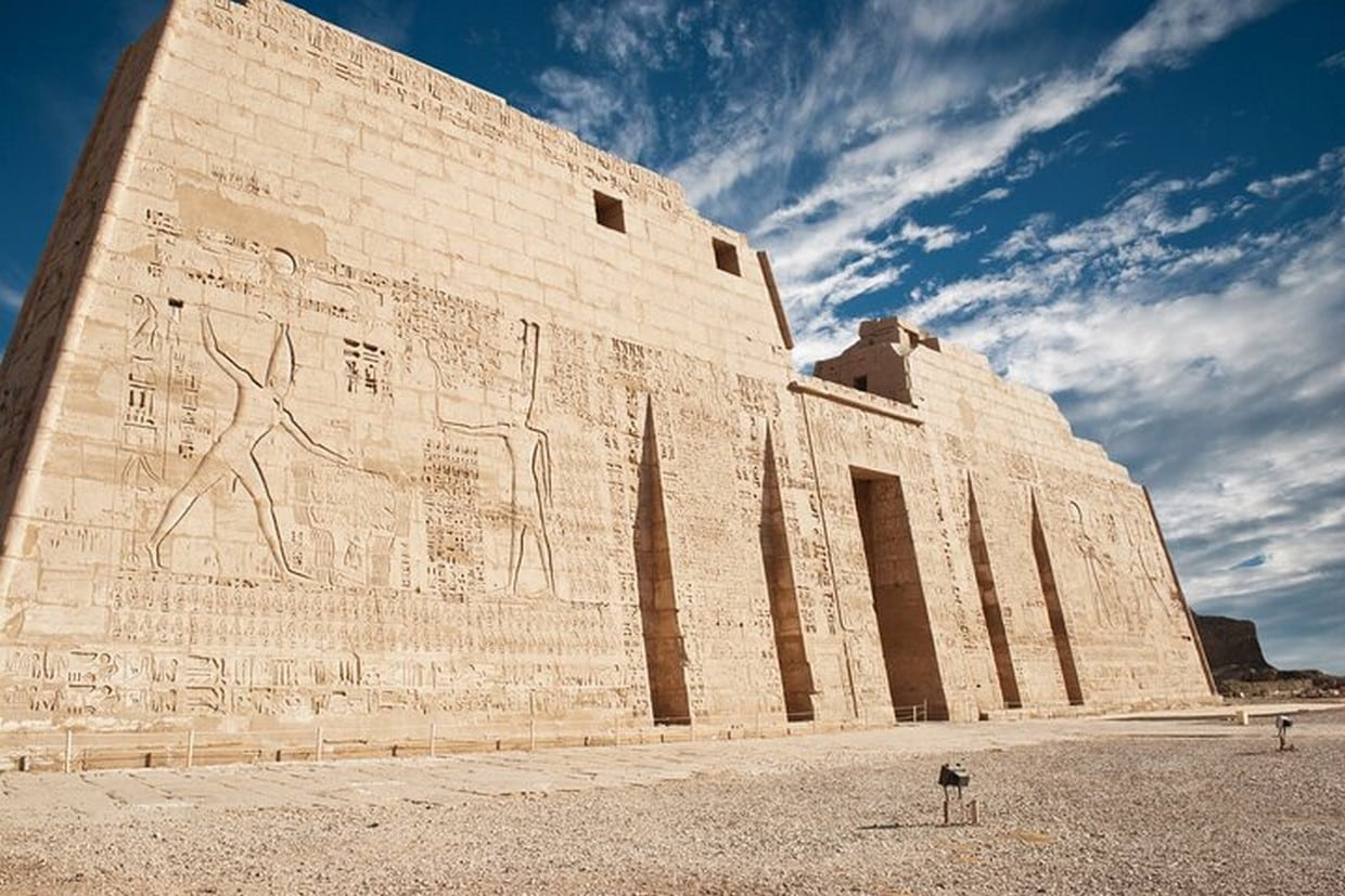 All Luxor Tours & Balloon Includes 5-Star Hotel 2