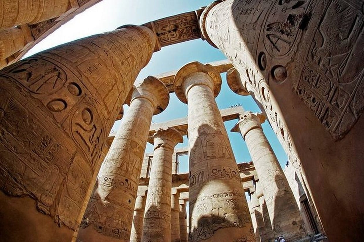 All Luxor Tours & Balloon Includes 5-Star Hotel 5