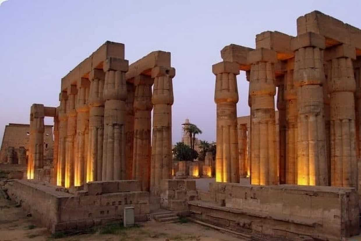 All Luxor Tours & Balloon Includes 5-Star Hotel 7