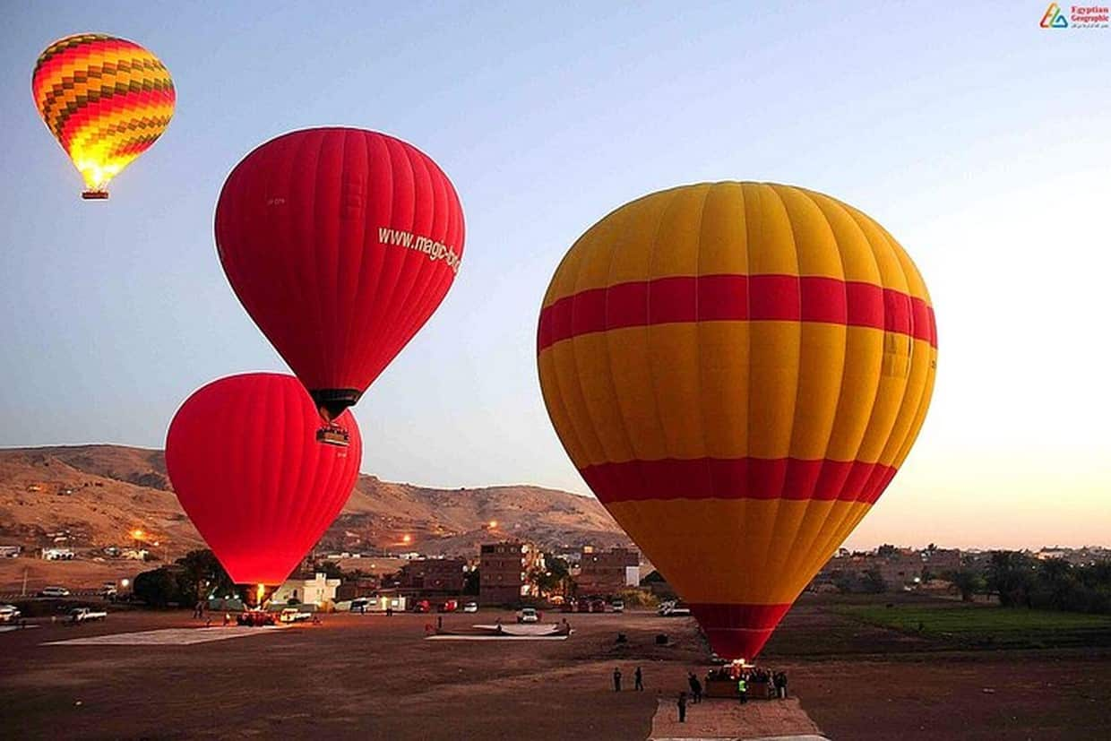 5 Days Cruise from Luxor to Aswan + Hot Air Balloon 1