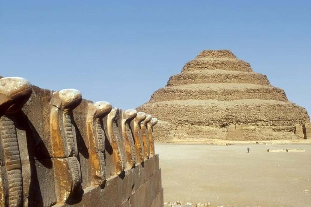 Amazing 5-Day Tour around Cairo, Luxor and Alexandria from Cairo by Flight 7