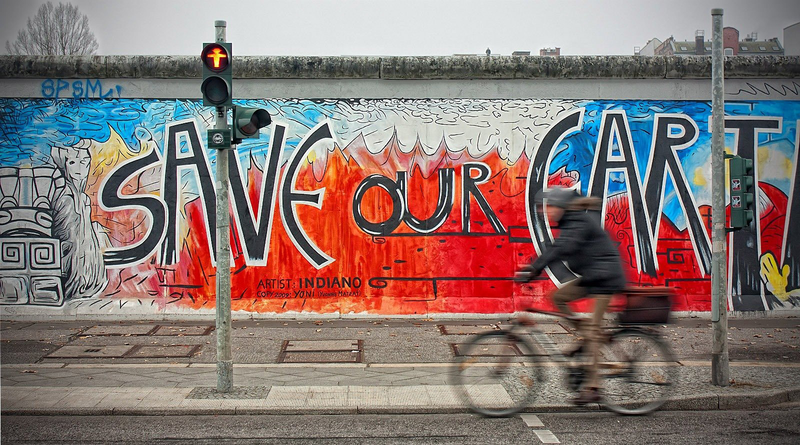 Berlin Wall in Germany – History & Attractions