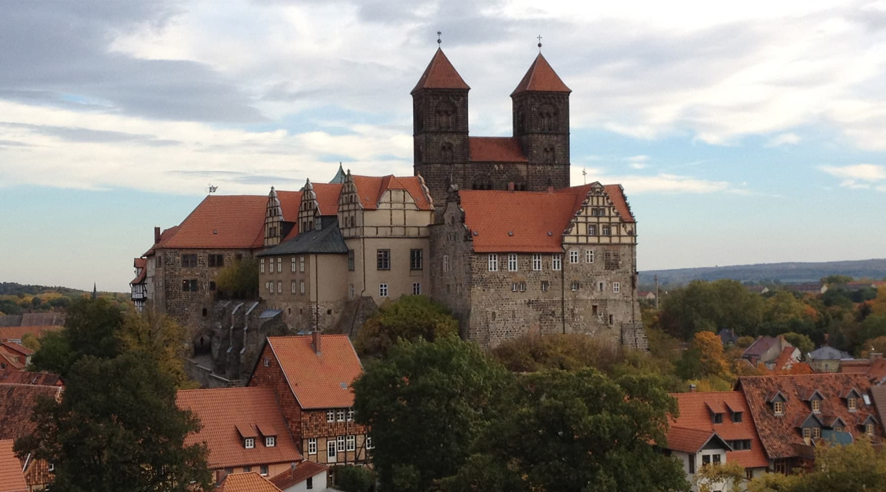 Quedlinburg, Germany – The Birthplace of German Nation