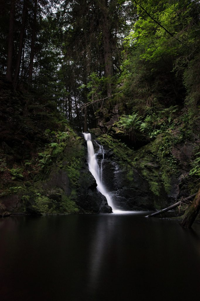 Falls in the Black Forest
