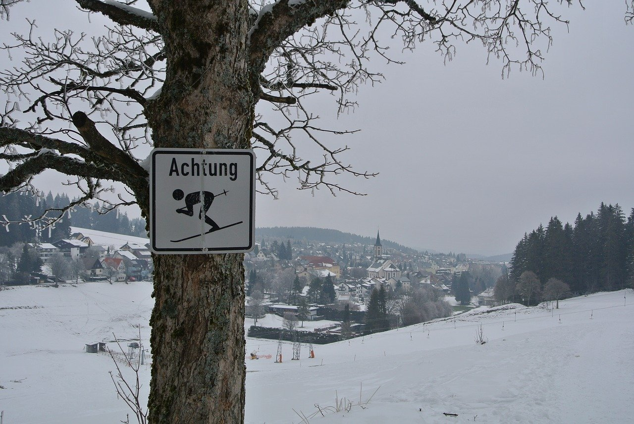 Winter Sports in Black Forest