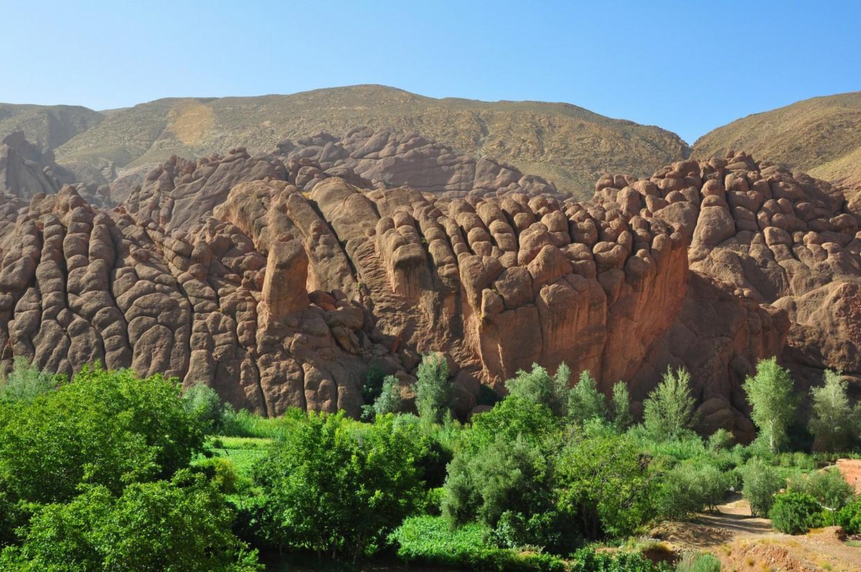 Sahara Desert Tour from Fez to Marrakech 5