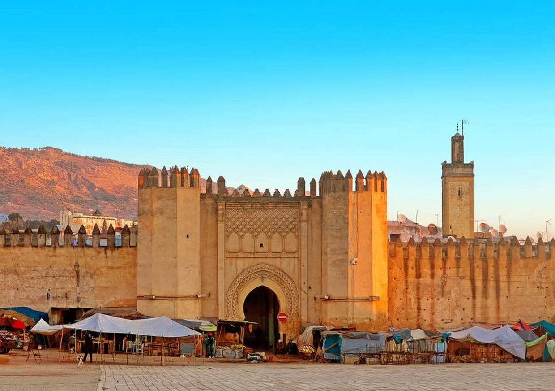 Sahara Desert Tour from Fez to Marrakech 4
