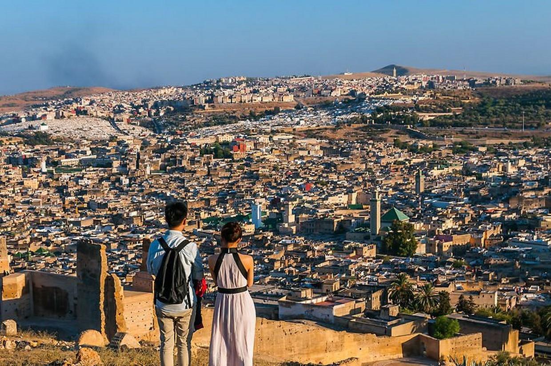 Sahara Desert Tour from Fez to Marrakech 6