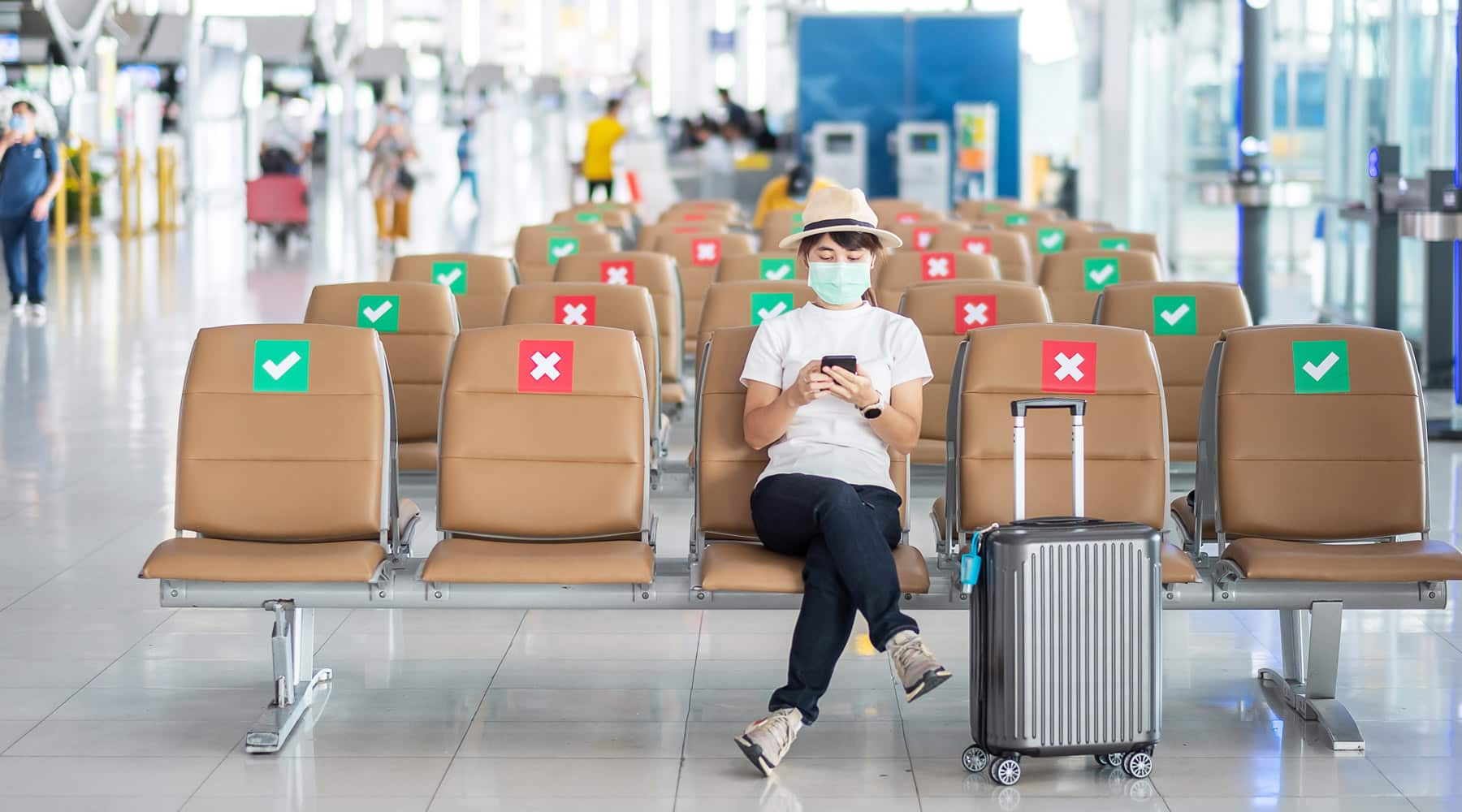 Is It Safe to Travel After Getting the COVID-19 Vaccine? 1