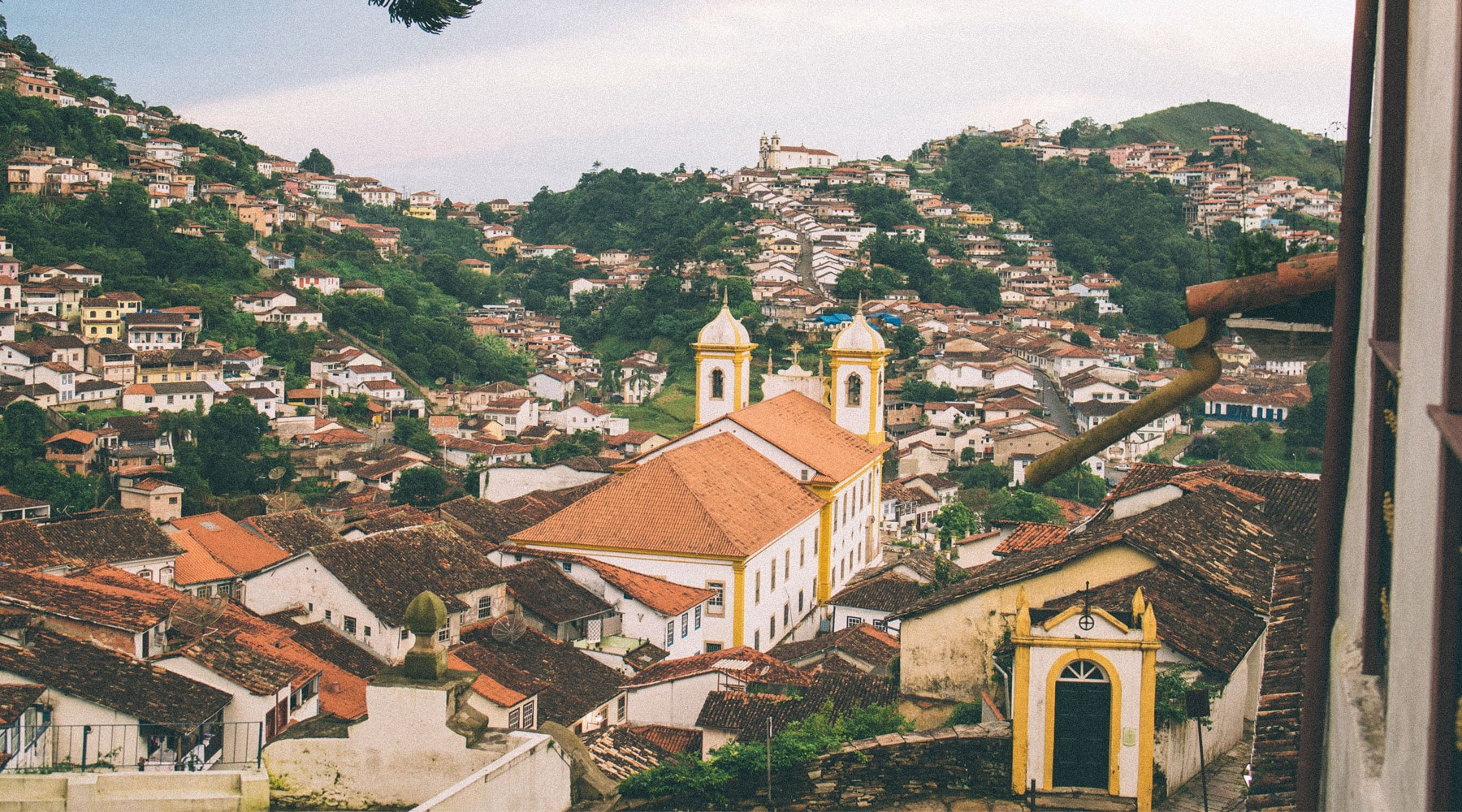 Ouro Preto - A Lovely Historic Town in Brazil 1
