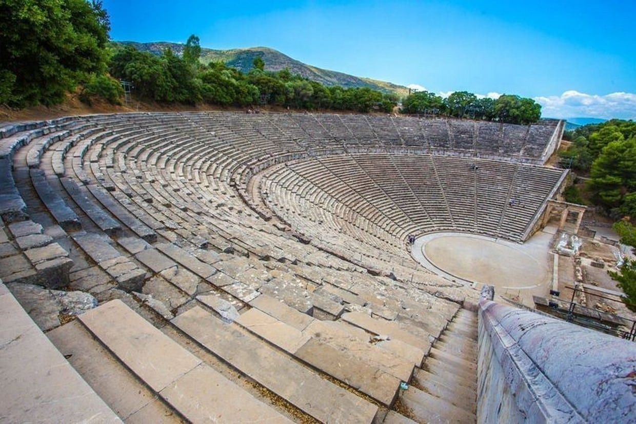 Classical Tour of Greece from Athens 3