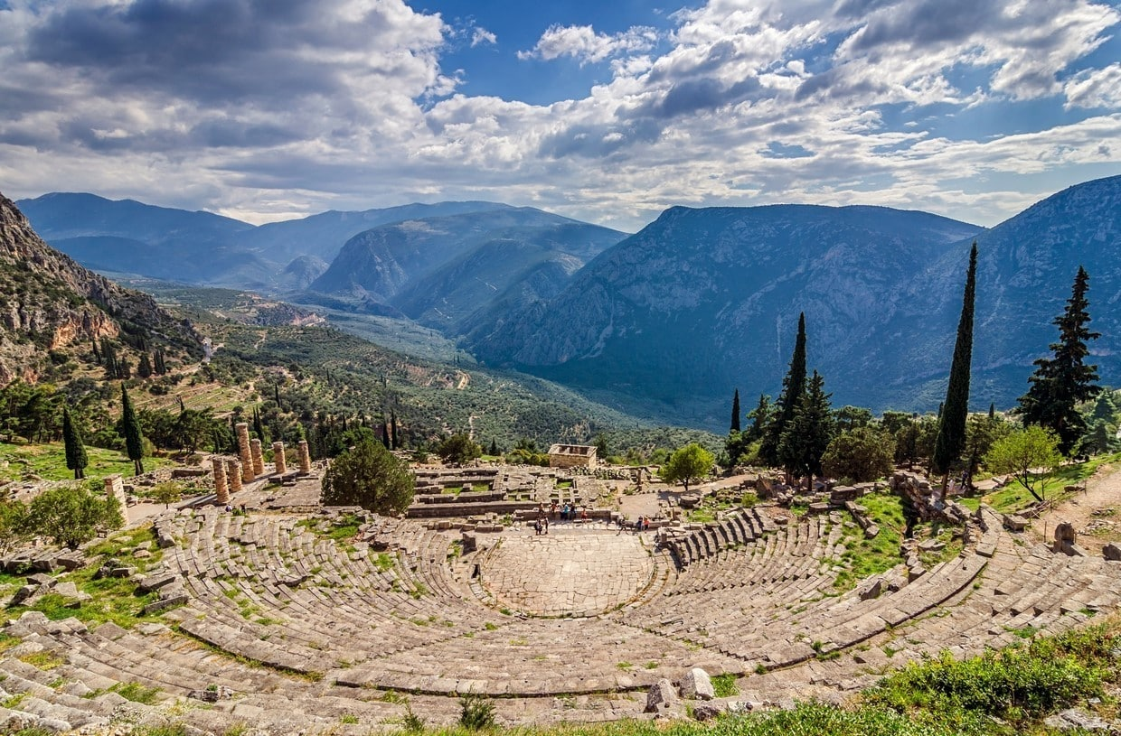 Classical Tour of Greece from Athens 1
