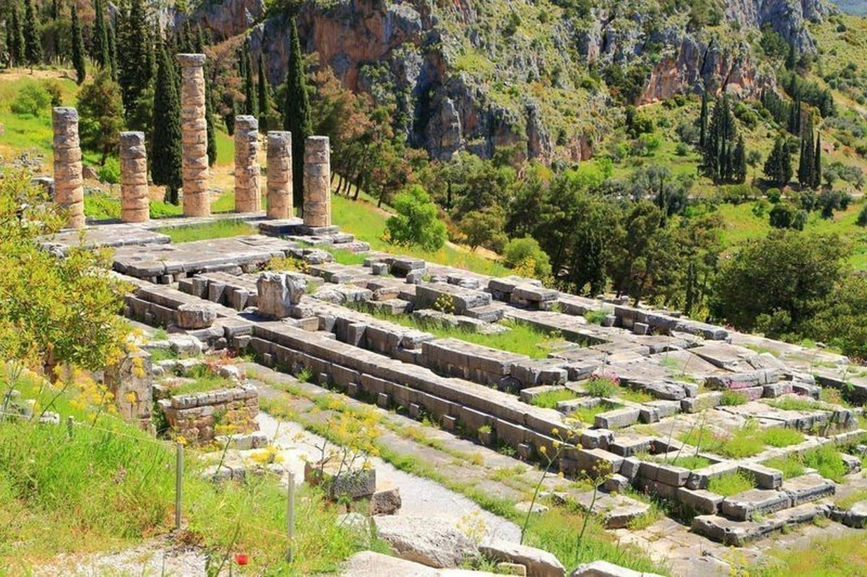 Classical Tour of Greece from Athens 10